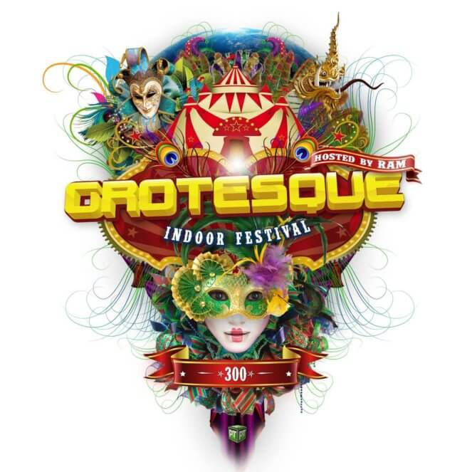 PT Events presents Grotesque Indoor Festival 300