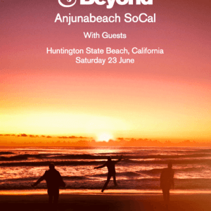 Above and Beyond presents Anjunabeach SoCal Festival at Huntington State Beach, California, US on 23rd of June 2018