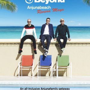 Above and Beyond presents Anjunabeach Mexico at Riviera Maya on 4th-6th of January 2019