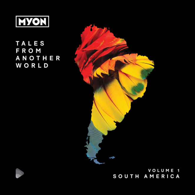 Myon presents Tales From Another World volume 01 on Black Hole Recordings